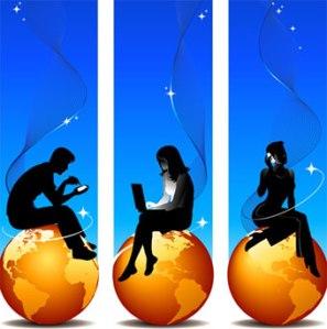 web-comunication